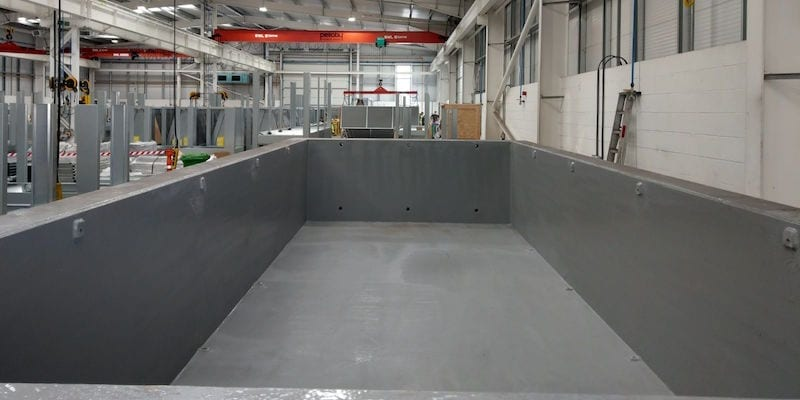 Polyurea Coating and Lining Systems | Specialist Lining Services Limited