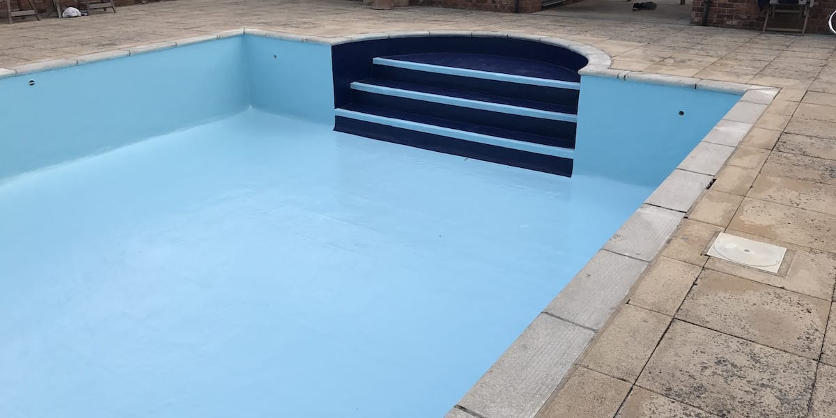 Fibreglass Swimming Pool Lining | Specialist Lining Services