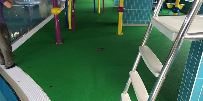 Rubber Crumb Surfaces Professionally Applied Specialist